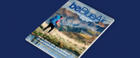 be Blue Air inflight magazine number 51