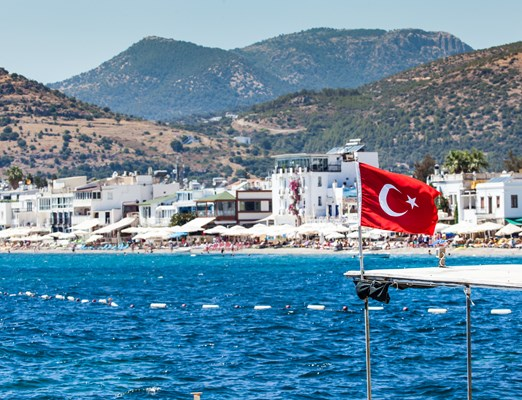 Bodrum is famous for housing the Mausoleum of Halikarnassus, one of the Seven Wonders of the World