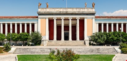 The National Archaeological Museum of Athens, Greece