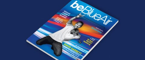 be blue air inflight magazine number 41