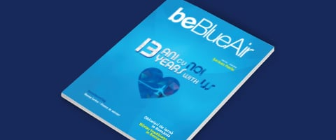 be blue air inflight magazine number 42