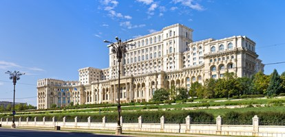 Bucharest Palace
