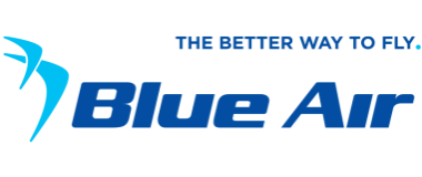 Blue Air logo móvil