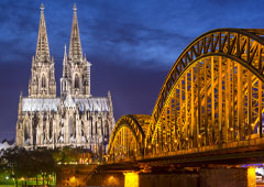 Book flight Koln