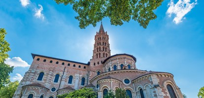 The Basilica of St. Sernin