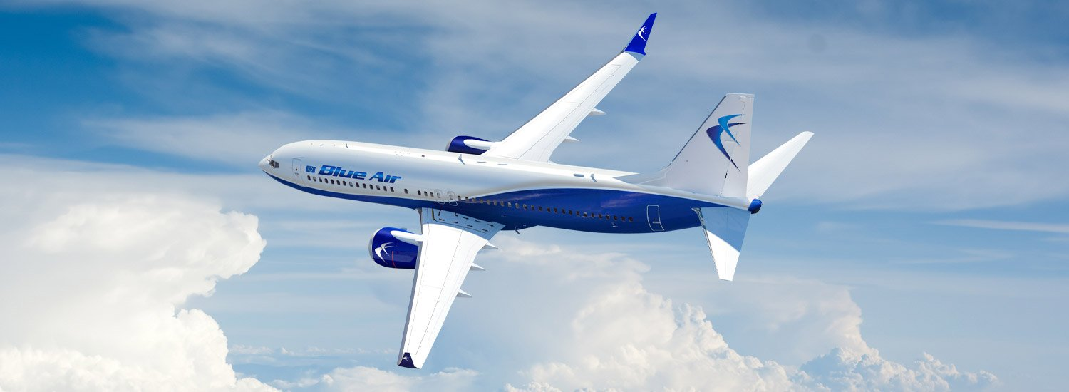 Bilete De Avion Ieftine Zboruri Low Cost Blue Air